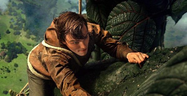 """Nicholas Hoult en una escena de """"Jack el caza gigantes""""."""