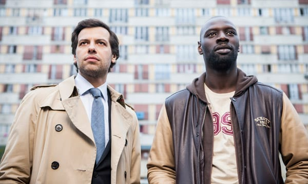 Omar Sy y Laurent Lafitte en 'Incompatibles' de David Charhon.