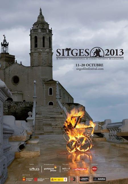 Cartel 46 edición Festival Sitges