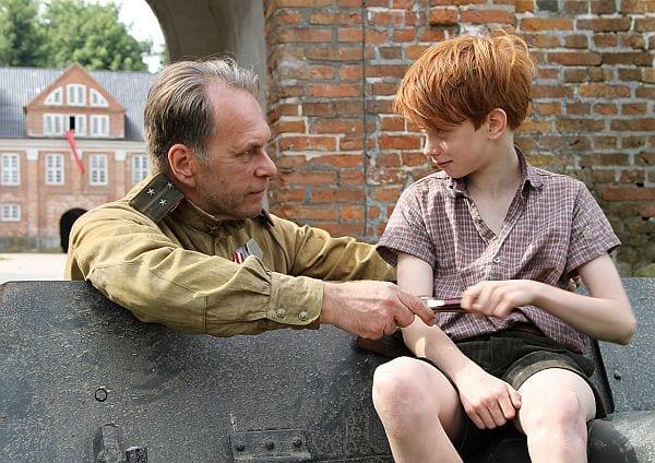 Escena de la película '4 días de Mayo' del director Achim Von Borries.
