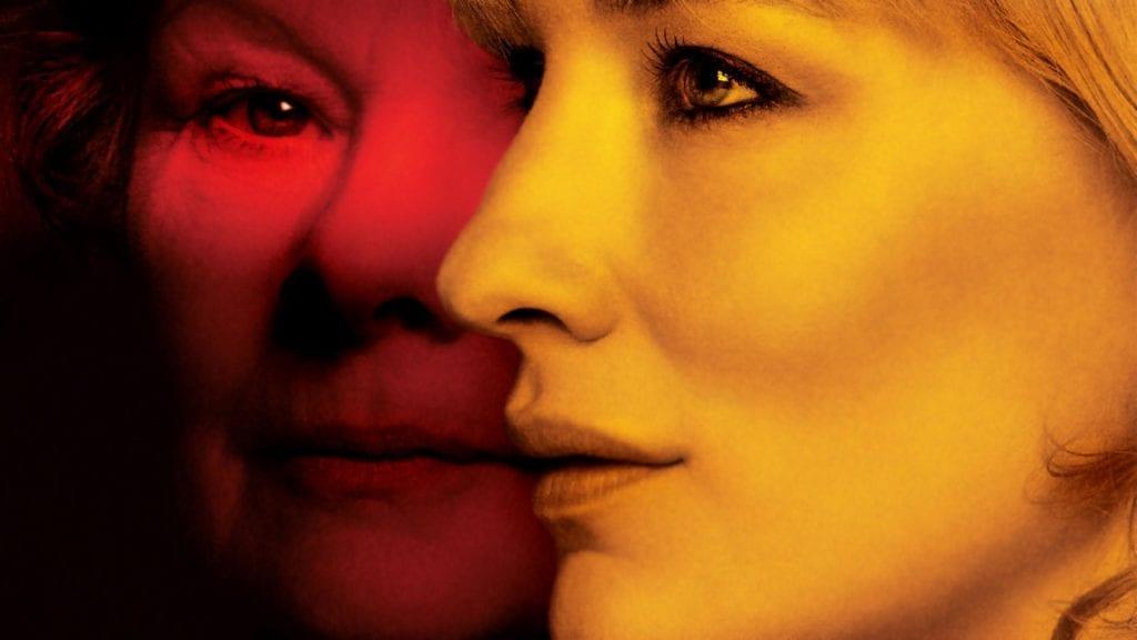 Judi Dench y Cate Blanchett juntas en 'Diario de un escándalo'.