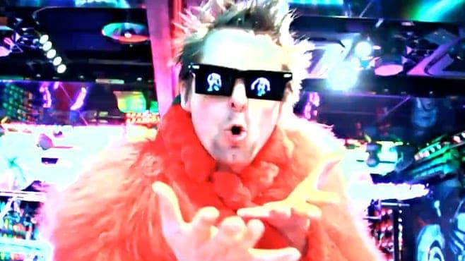 Muse-Panic-Station-Video