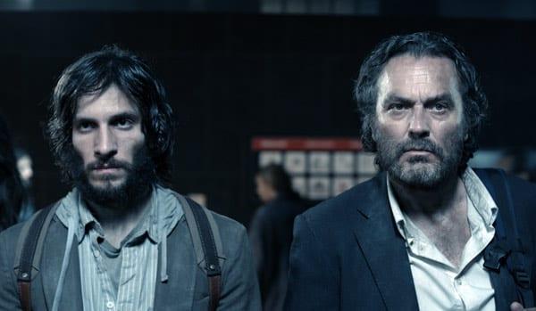 Quim Gutiérrez y José Coronado protagonizan 'Los últimos días'.