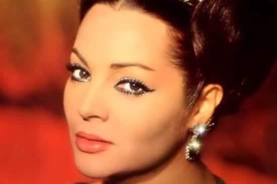 Sara Montiel se hizo popular internacionalmente