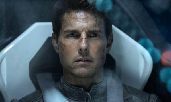 Tom Cruise en una escena de 'Oblivion'.