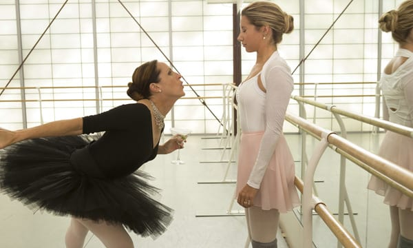 Ashley Tisdale en una escena de 'Scary movie 5'.