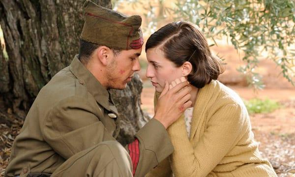 Escena de 'La mula' con Mario Casas y María Valverde.