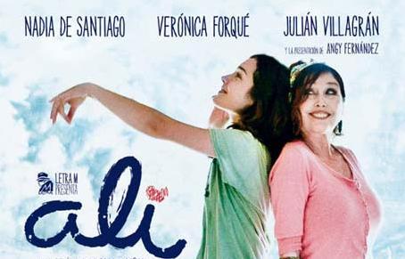 Nadia de Santiago y Verónica Forqué protagonizan 'Ali'.
