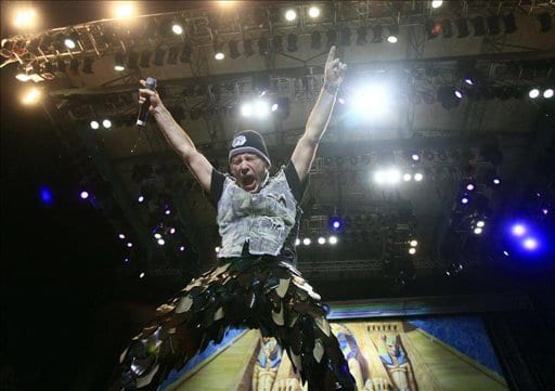 Iron Maiden: 'Maiden England' comienza su tramo europeo