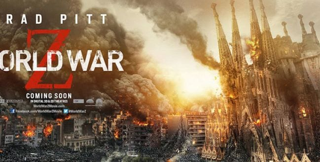 Guerra Mundial Z Barcelona