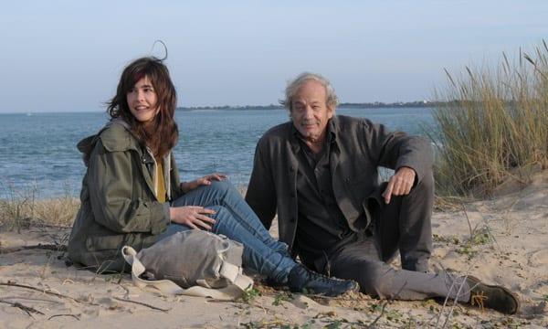 Jeanne Lambert en 'Mi encuentro con Marilou' con Patrick Chesnais.