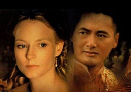 Jodie Foster y Chow Yun-Fat en la película 'Ana y el Rey'.