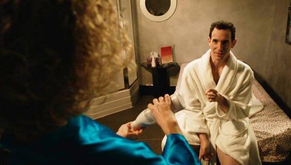 Jonas Chernick en una escena de 'Mi gran aventura sexual'.