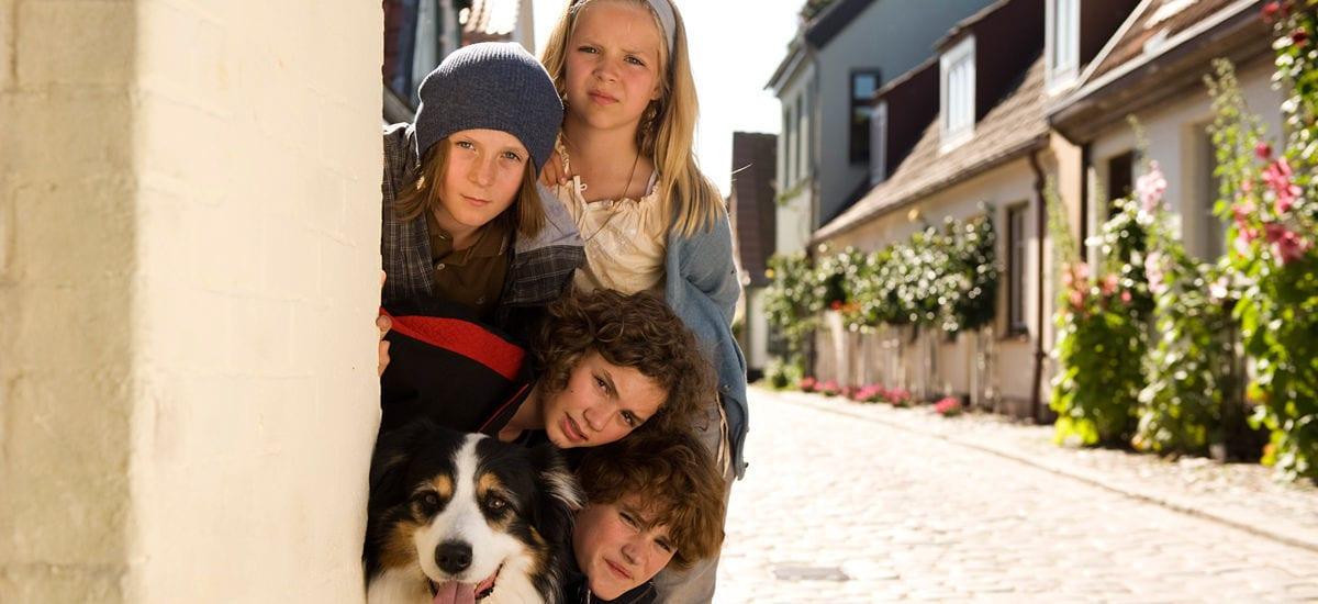 'Las aventuras de Los Cinco', la esencia del cine de aventuras familiar