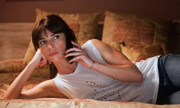 Maribel Verdú en una escena de la película '15 años y un día'.