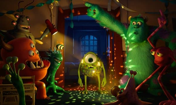 'Monstruos University' de Pixar Animation Studios y Walt Disney Pictures.