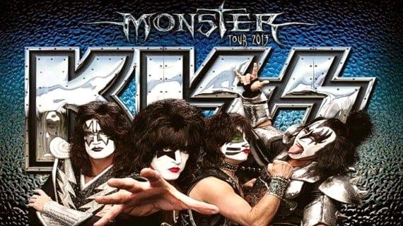Kiss Monster Tour
