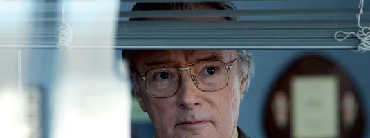 El actor Gilbert Sicotte es Marcel Lévesque en 'El vendedor'.
