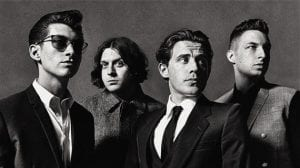 Artic Monkeys 2013