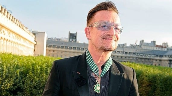 Bono orden París