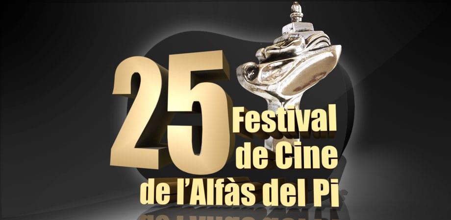 El Festival de Cine de l'Alfàs del Pi alcanza este año su 25 edición.