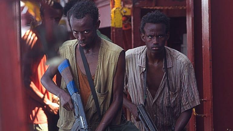 Barkhad Abdi en Captain Phillips