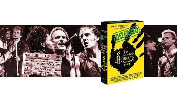 Released Amnesty Concerts