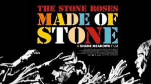 Stone Roses Made of Stone