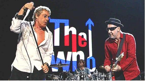 The Who gira 50