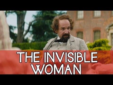 """Tráiler de """"The Invisible Woman"""", lo nuevo del Ralph Fiennes director"""