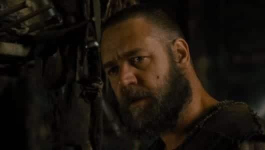 Russell Crowe en Noah