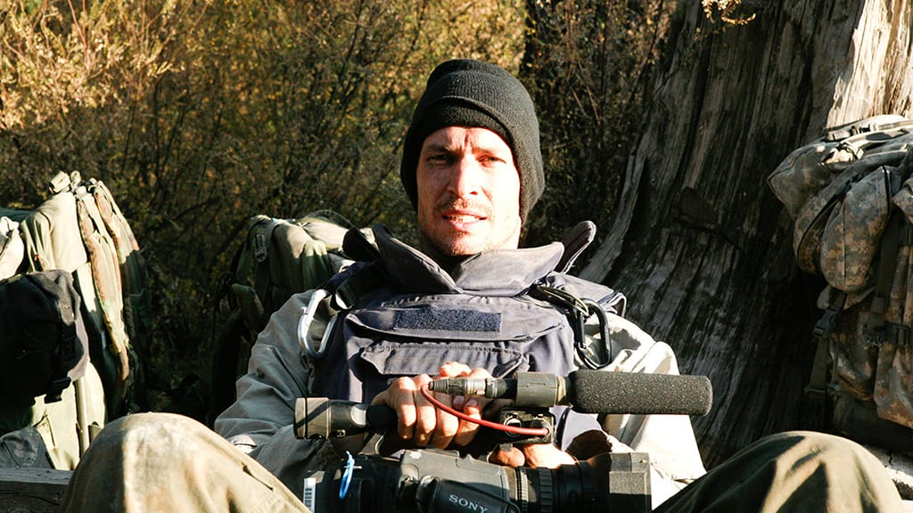 Which Way Is the Front Line From Here? The Life and Time of Tim Hertherington