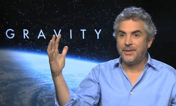 Alfonso Cuarón Gravity