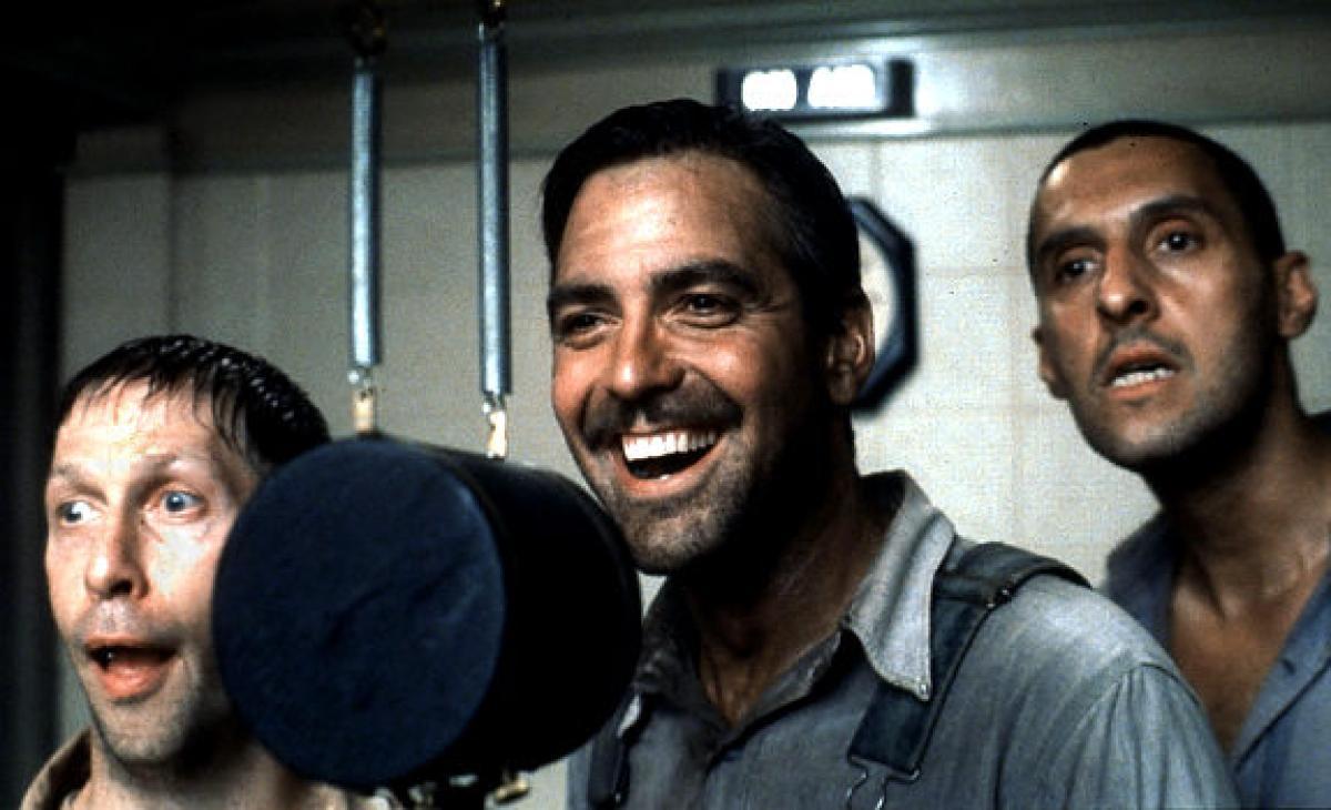 George Clooney en O Brother