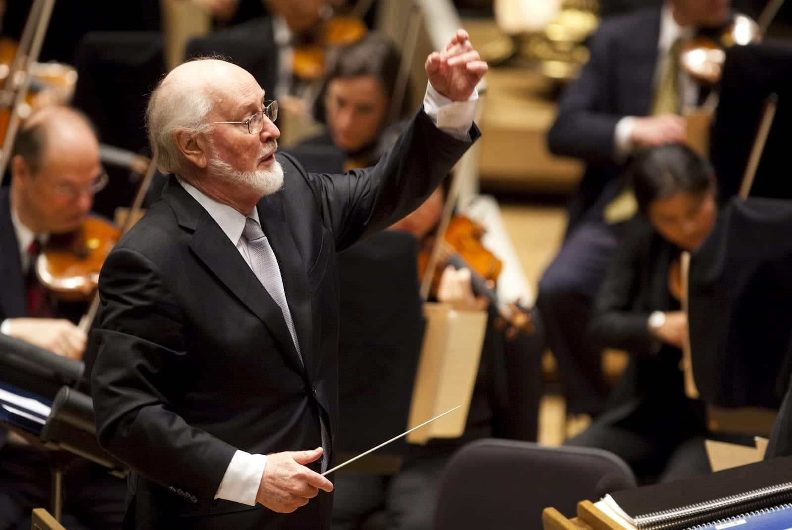 John Williams compositor de bandas sonoras