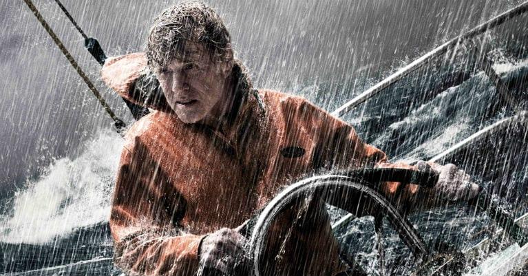 Robert Redford en All is Lost