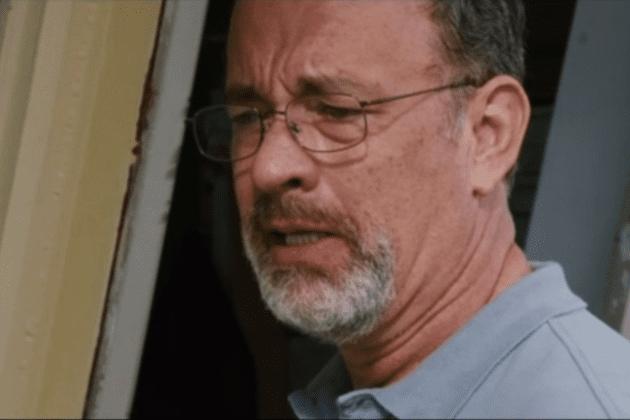 Tom Hanks en Captain Phillips