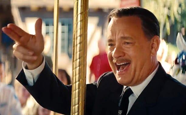 Tom Hanks en Saving Mr. Banks