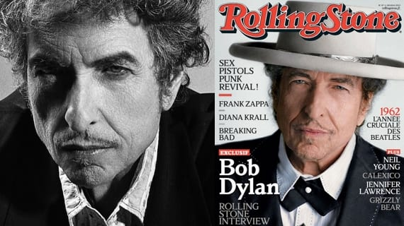 Bob Dylan Rolling Stone
