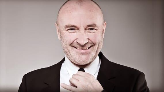 Phil Collins regreso 2014