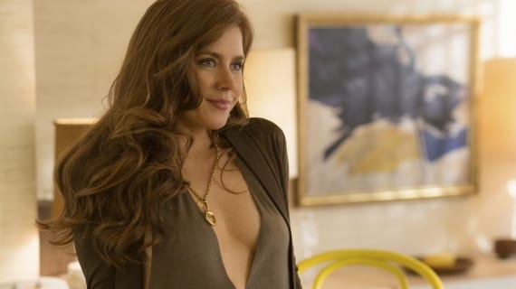 Amy Adams en American Hustle