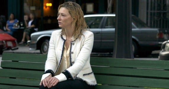 Cate Blanchett en Blue Jasmine