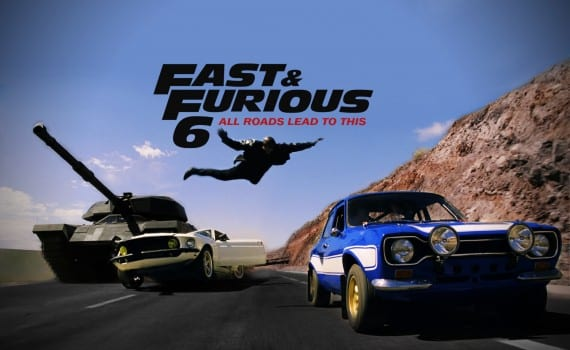 Fast and Furios 6