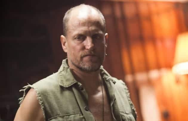 Woody Harrelson en Out of the Furnace