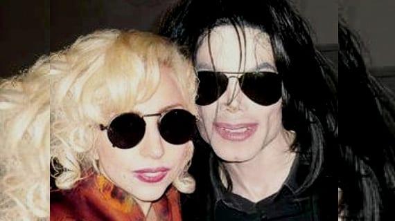 Lady Gaga Michael Jackson museo