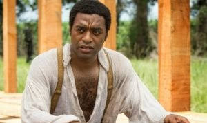 Chiwetel Ejiofor en Twelve Years a Slave