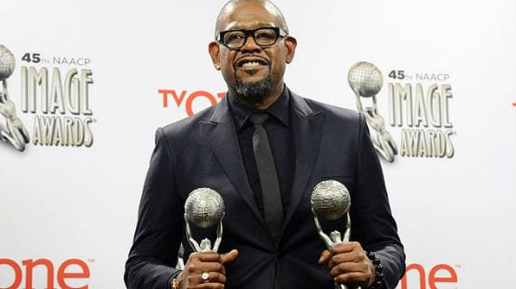 Forest Whitaker NAACP Awards