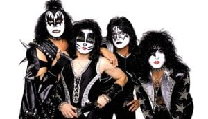 Kiss Hall Fame 2014