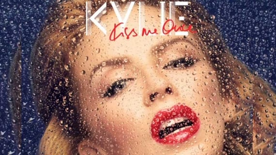 Kylie Kiss Me Once avance