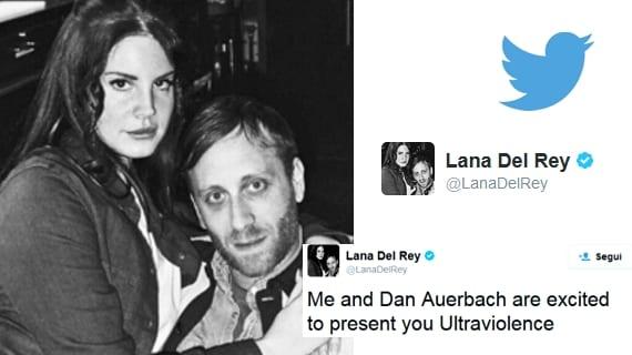 Lana Del Rey Dan Auerbach